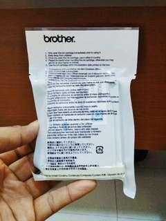 BROTHER CYAN LC37C printer cartridge