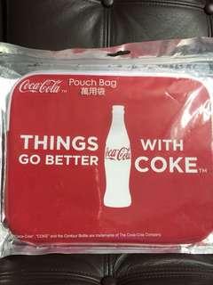 Coca Cola 萬用袋