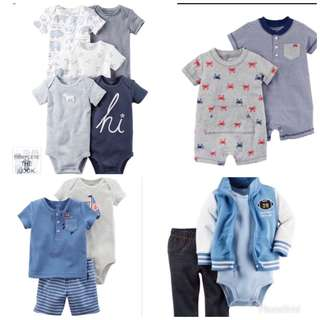 9M Baby Boy Items Instock