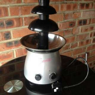 Russel hobbs chocolate fountain