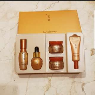 Sulwhasoo Ginseng care kit (5 items)