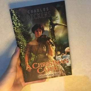 Novel Preloved. A Christmas Carol by Charles Dickens