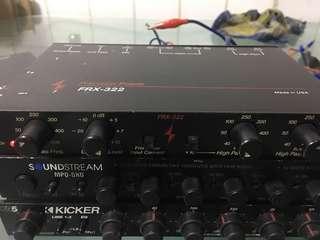Precision power FRX 322