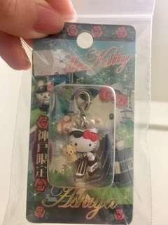 Kitty日本限定吊扣