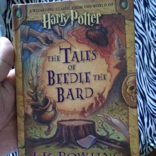 Harry Potter the Tales of Beetle the Bard