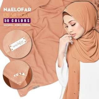 Dear Love Naelofar Hijab