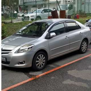 Toyota Vios Auto Wanted