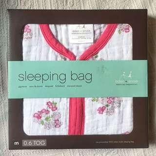 ADEN and ANAIS Muslin Original Baby Sleeping Bag