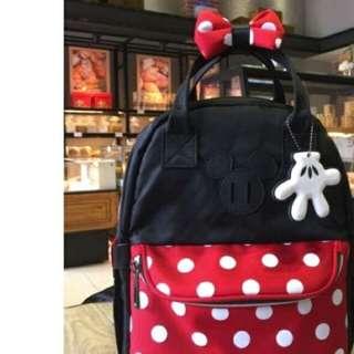 korean MINNIE bagpack