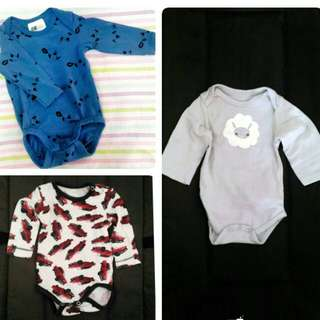 3 FOR RM25 ROMPERS COMBO #Baby30