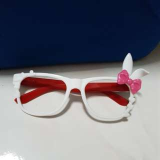 New. see through specs for fun. cute. funny rabbit .child