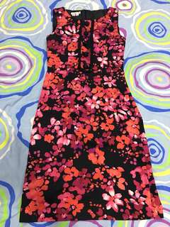 Flowery Dress from London Times
