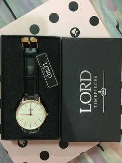 LORD classic watch
