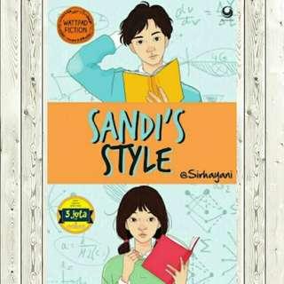 Premium ebook ~ Sandy's style