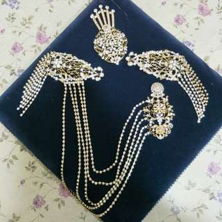 Amar Baharin Wedding Accesories