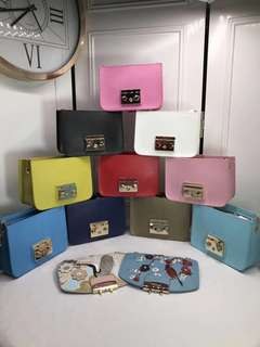 Furla Metropolis Change Flap / my play Furla series - colour's selection