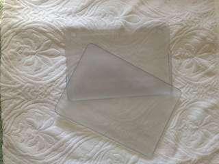 """Macbook Retina 13"""" Matte Clear Case"""