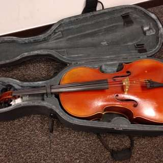 Beautiful sounding cello for sale