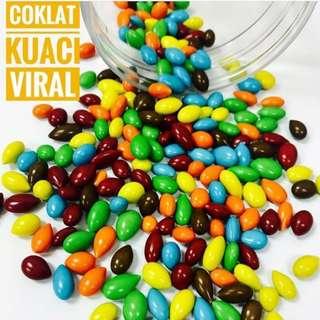 Coklat Kuaci Viral 🍫
