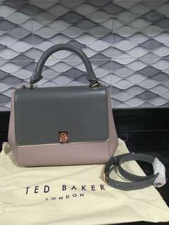 Brand new Ted Baker genuine leather hand bag