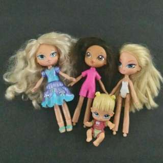 Baby Bratz Doll set