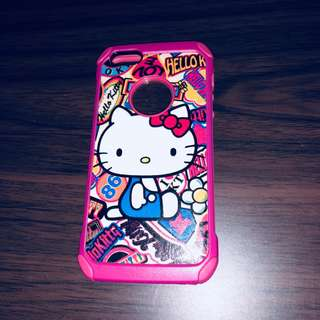 iPhone 5 hello kitty case