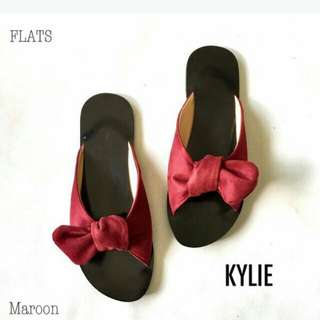 Ladies shoes slippers and sandals