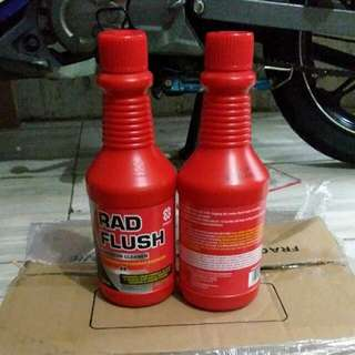 Primo Rad Flush Radiator Cleaner Pembersih dan Penguras Radiator 300ML