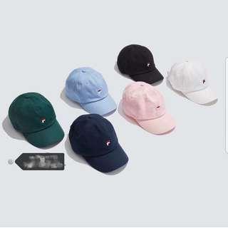 Korea Fila Cap