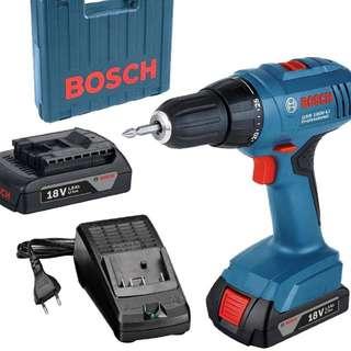 Bosch Cordless Drill GSR1800-LI
