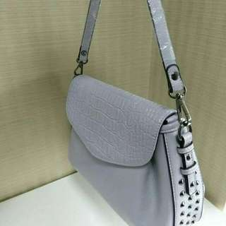 Light Purple Handbag (LB 27302)