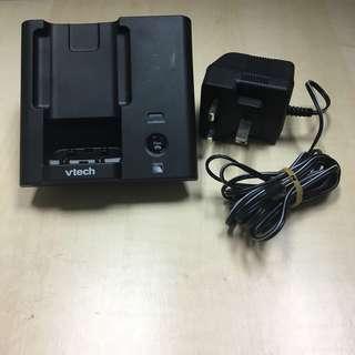 Vtech VT9010 無線家居電話插頭連配件