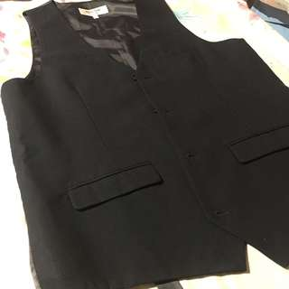 Vest (midnight blue)