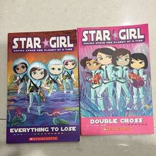 star girl children storybook