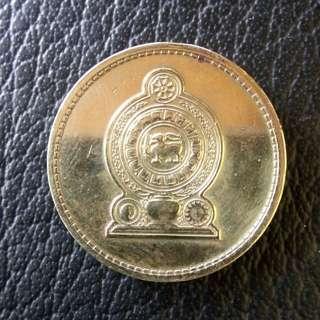 Coin srilanka.. Unik 2013