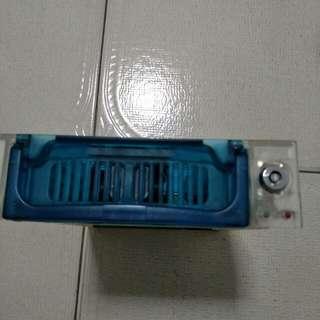 Removable hardisk holder case