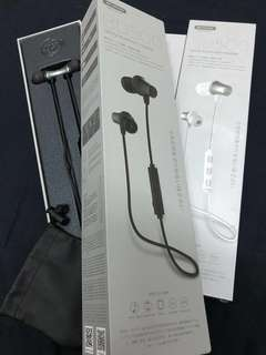 WK BD500 Sporty HD音質藍牙耳機,黑白2色