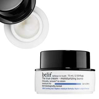 Belief The True Cream Moisturizing Bomb