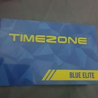 Game  .. Time zone