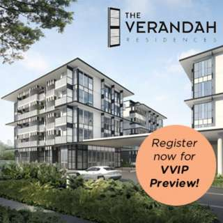 The Verandah Residences! Rare Freehold @ $8XXK! Register to enjoy VVIP Preview Discounts! (1 to 3 bedrooms)