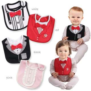 Cute Designs for Baby's Bib