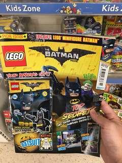英國直送Lego The Batman Movie Special Edition Issue 03