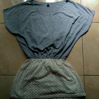 Baju semi dress
