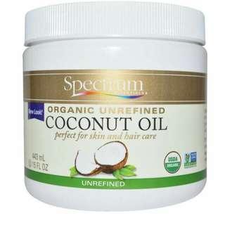 Spectrum Organic Coconut Oil