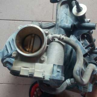 Throttle body saga blm/flx