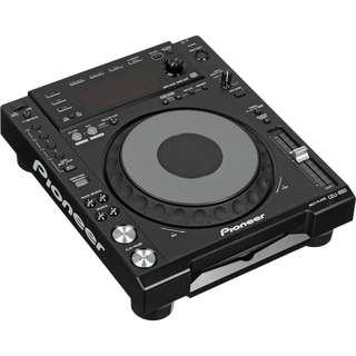 Pioneer CDJ-850-K Performance Multi Player, Black