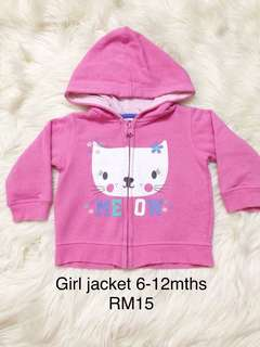 Baby girl Sweater 6-12m