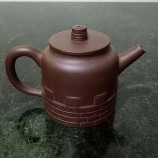 Zisha Teapot great wall series- 180cc