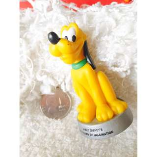 First Film Appearance Pluto Figure