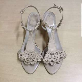 Authentic Christian Dior Sandals